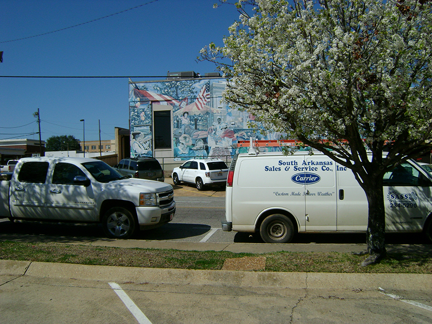 Rooftop Commercial HVAC Service